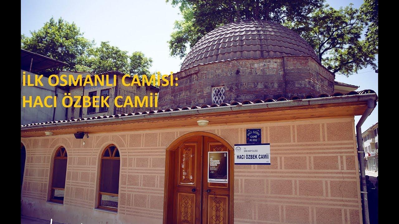 Hacı Özbek Camii iznik